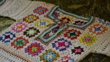 That's all ladies and gentlemen. Crochet with fun!