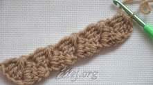 How To Crochet Chain Braid