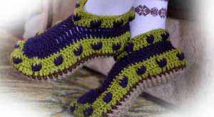 Тапочки-чернички