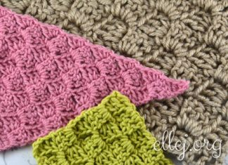 Corner to Corner Crochet (C2C) • Entrelac