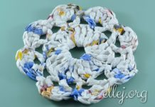 How to Make Plastic Yarn from Used Grocery Bags - Plarn