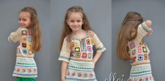 Tunic for girl