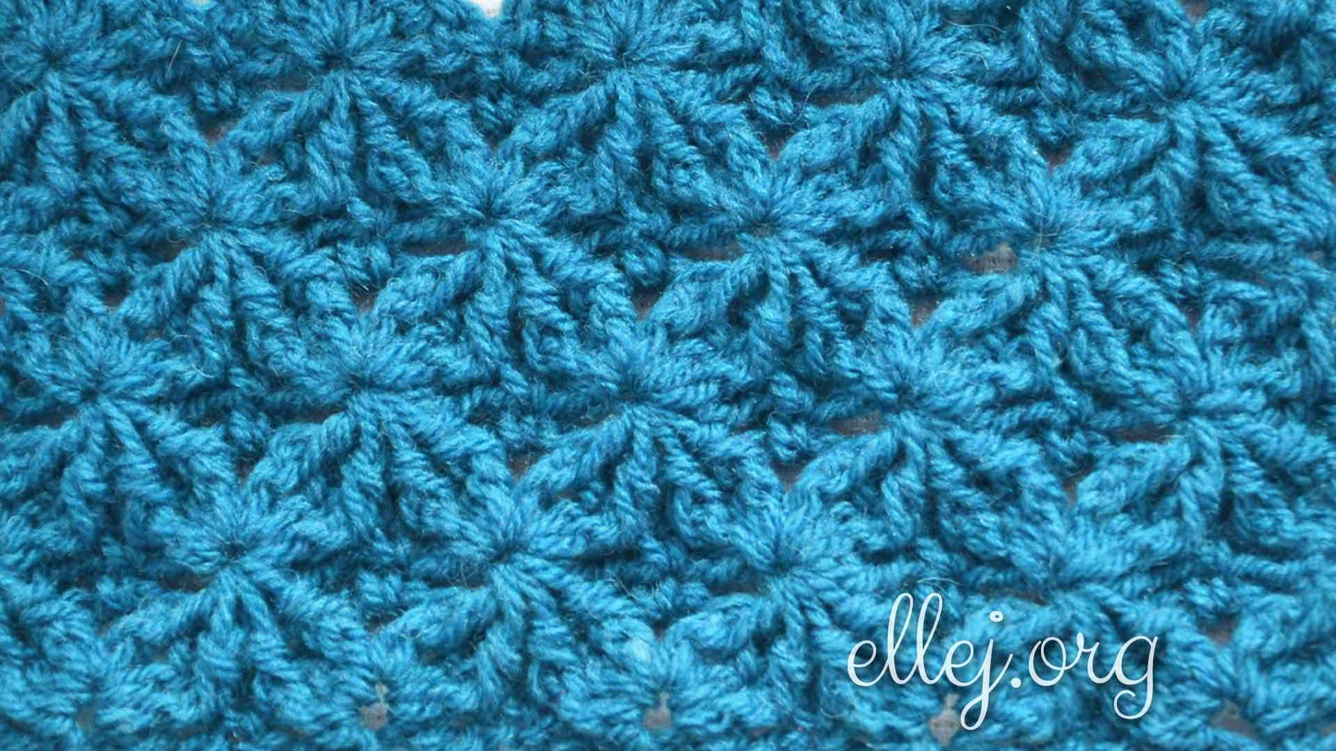 Красивый узор вязание от а до я 8