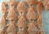 Рельефный узор Волшебные листья 036
