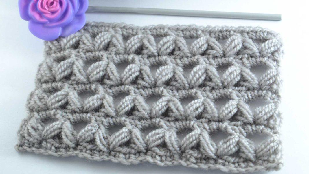 Wings Crochet Stitch