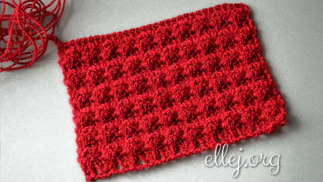 Intricate Crochet Stitch