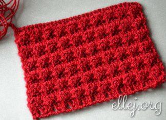 Intricate Crochet Stitch