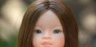 Кукла Мали от Paola Reina