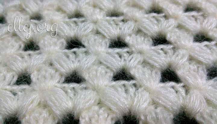 Turkish Crochet Stitch