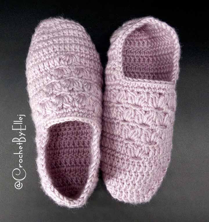 Теплая обувь крючком для детей. МК