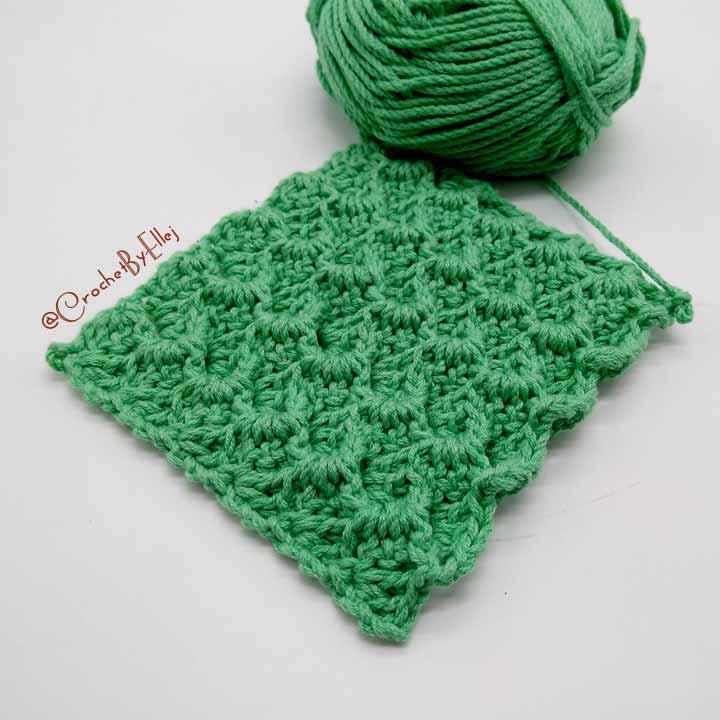 Armor Crochet Stitch Crochet Chart