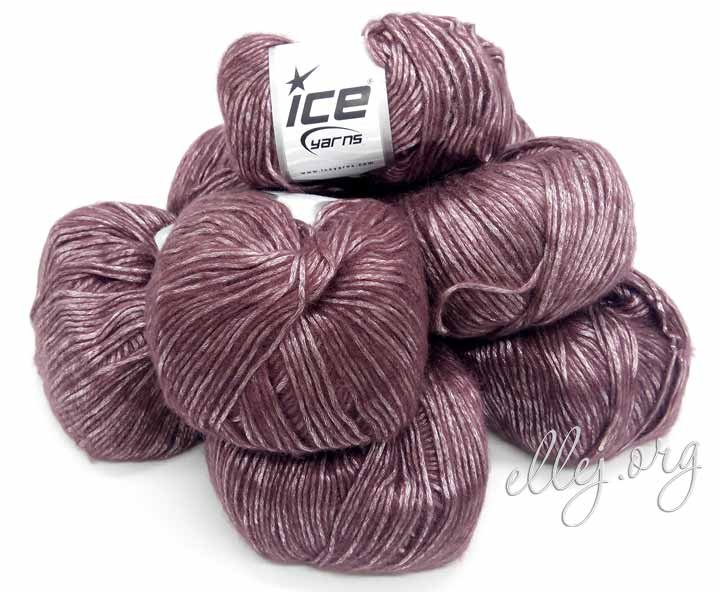 IceYarns Silver Shine