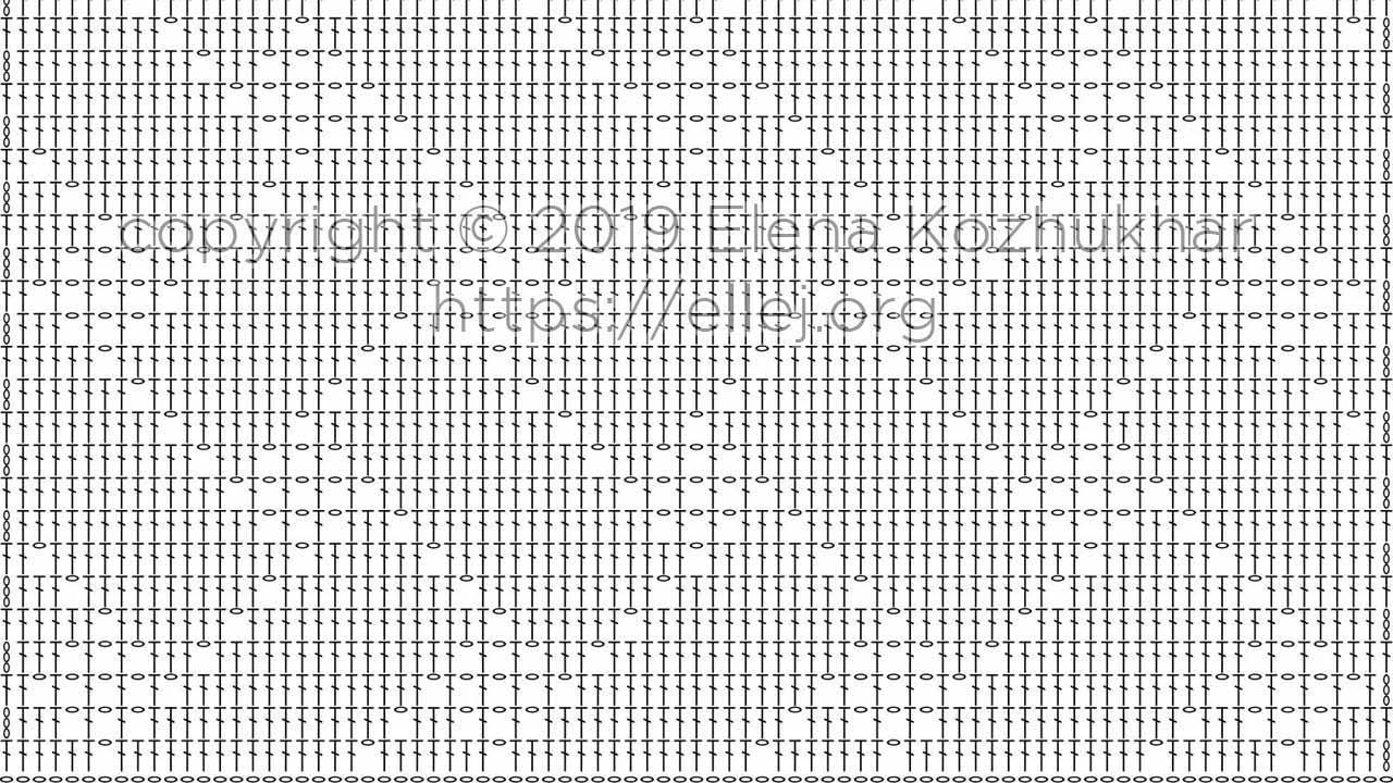 Филейные узоры схемы крючком